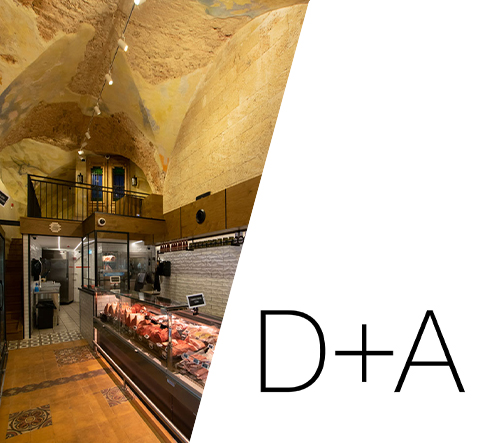 Meat Boutique | D+A